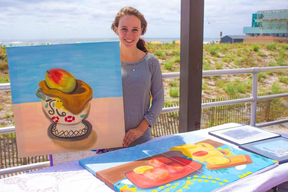 Atlantic City Boardwalk Art Show