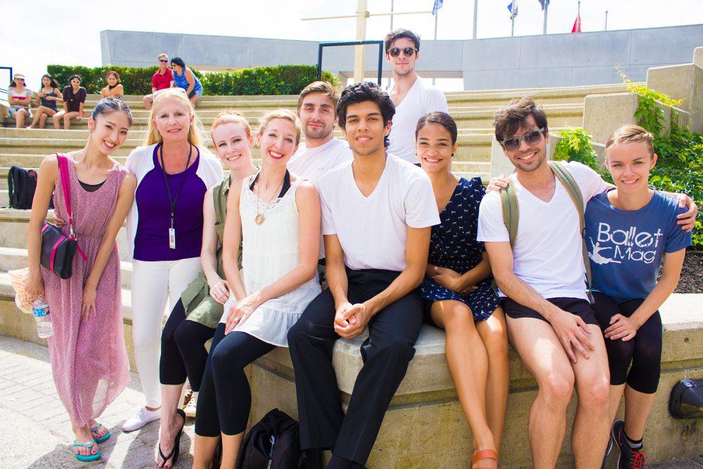 2016 Atlantic City Boardwalk Art Show - Atlantic City Ballet Post Performance