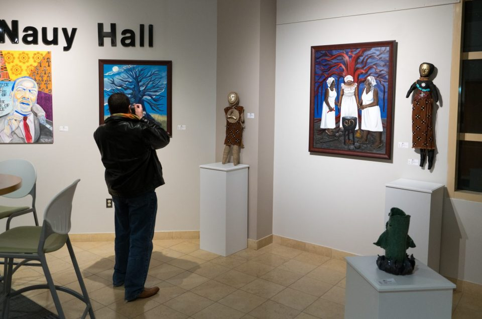 Holtzman Gallery at JCC
