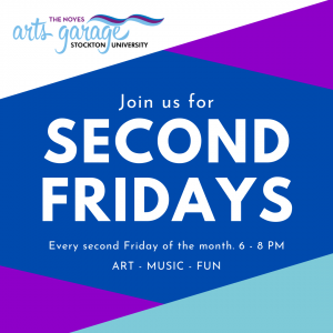 Second Fridays at the Noyes Arts Garage with Yoely