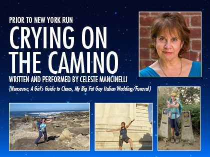 Crying on the Camino at the Gateway Playhouse